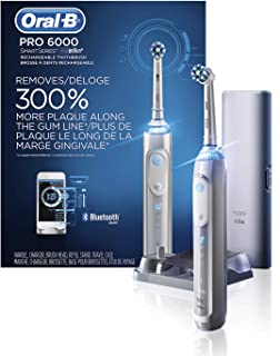 Oral-B Pro 6000 智能系列电动牙刷 1件