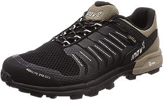 Inov-8 男式 Roclite 315 GTX – 防水 Gore Tex 徒步鞋 – 轻盈 – 素食主义者 黑色/棕色 16.5 M US Women / 15 M US Men