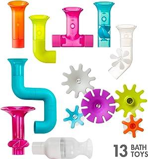 Boon Tubes Builder 洗澡玩具套装 Pack of 13