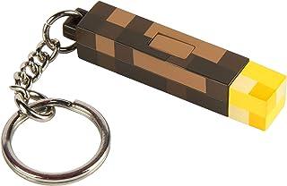 Erik JX8114 钥匙圈 带 Minecraft 手电筒 多色 5.7 厘米
