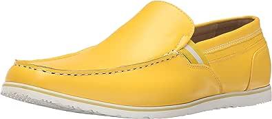 Stacy Adams Coy 男士一脚蹬乐福鞋 黄色 11.5 M US