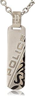 [POLICE] POLICE 不锈钢 男士 项链 饰品 24645PSB01