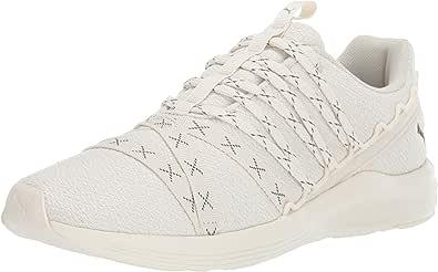PUMA 女士 Prowl Alt 2 运动鞋 白色(Whisper) 6.5