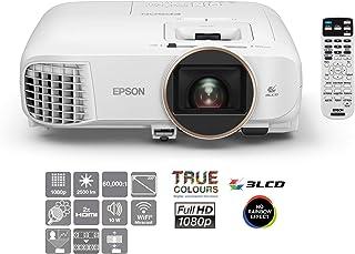 EPSON 爱普生 EH-TW5650 全高清 2500流明投影仪-白色