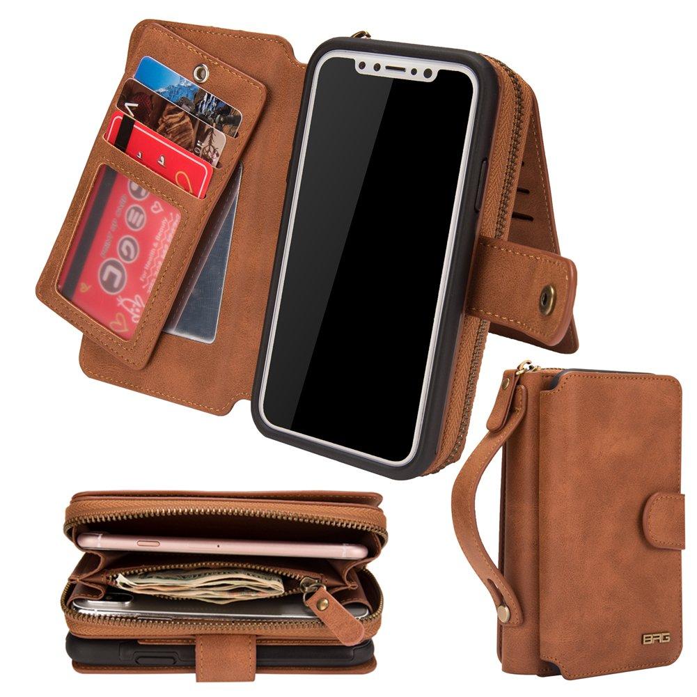 iPhoneのX最大の携帯電話ケース、iPhone 10xs最大の電話シェル、メンズ/レディースiPhoneXsMax携帯電話の付属品磁気取り外し可能な保護カバーハウジング