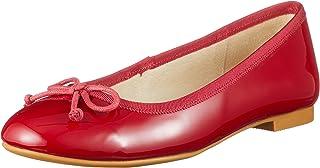 [DOURAL TRICIAL ] 浅口鞋 漆皮 芭蕾鞋 经典 坐垫