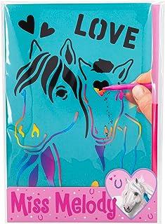Depesche 10945 Melody 女士卡片,约 16.7 x 24.5 厘米,多色