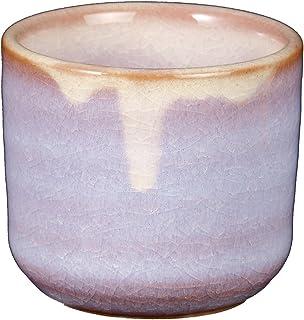 萩陶苑 *杯 红茶 紫 0.09 萩烧 14005