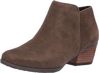 Blondo Villa 女士及踝靴 橄榄色(Olive Suede) 12 M US