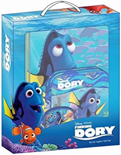 Finding Dory 311637588 礼品套装 S 码,蓝色和黄色