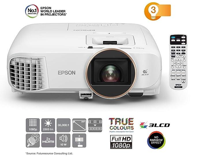 EPSON 爱普生 EH-TW5650 3D投影机 镇店之宝¥4660
