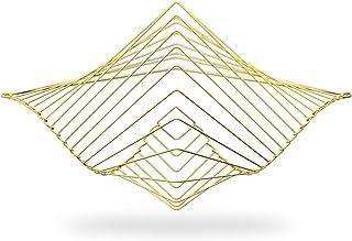 Ivan Black 的方形波浪,动感旋转器 金色