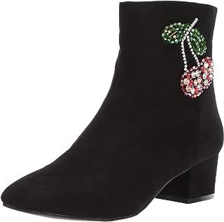 Betsey Johnson 女士 Basil 及踝靴,