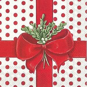 "Boston International 鸡尾酒饮料纸巾 A Present For You 5"" x 5"" C787291"