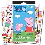 贴纸 Stickerland Peppa Pig 295 eppa pi Peppa Pig Stickers