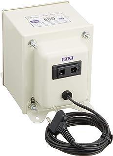 日章工业 变形金刚SK系列(电压增强・羽绒两用型) AC200V⇔AC100V550W SK-550
