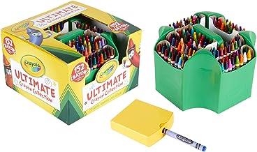 Crayola 繪兒樂 收藏型彩色蠟筆套裝,適合送給3歲以上孩子的禮品,152支