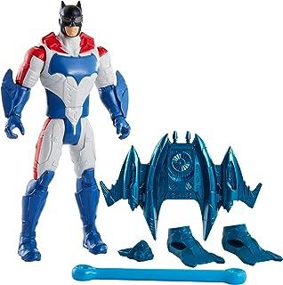 DC 正义联盟 Power Slingers 蝙蝠侠 2 人偶