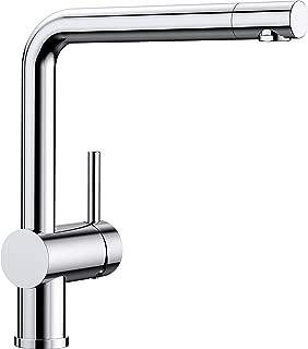BLANCO linus-s vario 廚房 Tap 金屬表面鍍鉻高壓