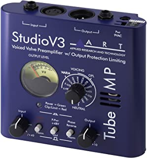 ART A・蒂 麦克风・前置放大器 Tube MP Studio V3