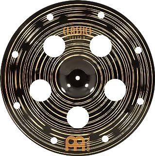 Meinl Cymbals 45.72 厘米垃圾中国镲片带孔 - 经典定制深色 - 德国制造,2 年保修(CC18DATRCH)
