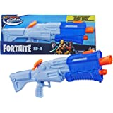 NERF Fortnite TS-R Super Soaker 水枪玩具(6岁+)