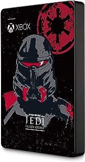 Seagate 希捷 Xbox 游戏驱动器STEA2000426  Jedi: Fallen Order Special Edition 2TB
