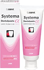 lion 狮王 SYSTEMA Dental Paste α细齿洁牙周护理牙膏 90g(进口)