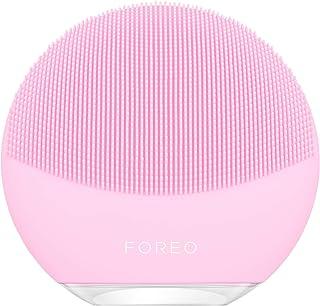 FOREO LUNA 迷你3智能电动洁面乳,适用于所有肤质 珍珠粉色