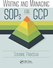 Writing and Managing SOPs for GCP (English Edition)