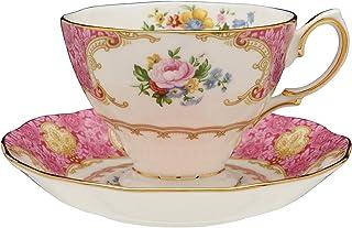 ROYAL ALBERT Lady Carlisle 茶杯 & 茶碟