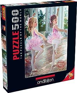 Anatolian 500 片拼图 - 芭蕾舞拼图