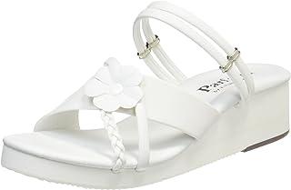 [パルフェ] 5.5cm楔形鞋跟 美腿*凉鞋 办公室凉鞋 11231