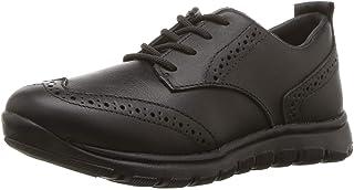 Geox J Xunday 男童 B 训练器 Black (Black C9999) 12.5 UK Child