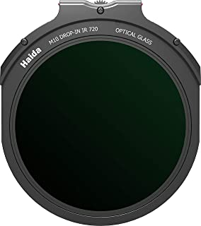 Haida Drop-in MC IR720 滤镜 红外 720nm 720hb 适用于 M10 100mm 支架 光学玻璃 HD4604