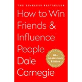 How To Win Friends and Influence People(封面随机)