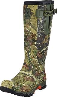 Viking 中性 成人 Trophy Camo 2.0 橡胶靴