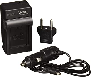 Vivitar Travel Quick Charger for Canon NB-11L 电池