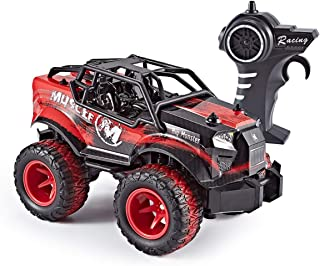 Speed Master 越野玩具遥控车儿童 - 红色 TG709-R