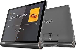 Lenovo 联想 Yoga Smart Tab 25.5厘米(10.1英寸、1920 x 1200、全高清、IPS、触摸)平板电脑(Octa-Core,3 GB RAM,32 GB eMMC,Wi-Fi,LTE,Android 9)灰色