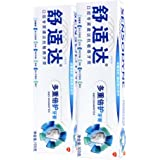 Sensodyne 舒适达 多重倍护抗敏感牙膏100g*2(两支装)(特卖)(新老包装随机发货)