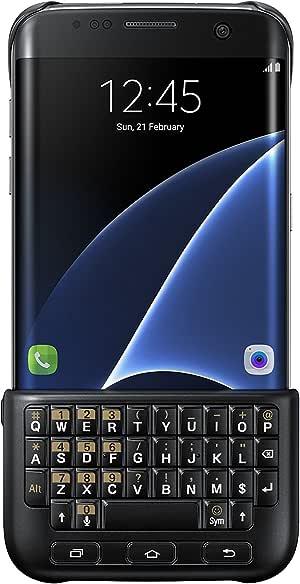 三星 Galaxy S7/S7 Edge 键盘保护套(QWERTY)EJ-CG935UBEGUS Samsung Galaxy S7 Edge 黑色