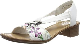 Rieker 62662-92 女士封闭凉鞋