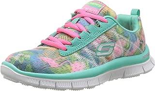 Skechers Skech Appeal Floral Bloom 女童多运动户外鞋