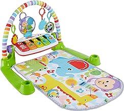 Fisher-Price 費雪 嬰兒音樂鋼琴健身玩具