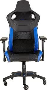 Corsair T1 比赛用高背书桌和办公椅,人造革