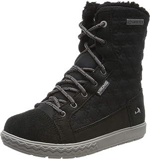 Viking 威京 女孩 Zip Ii GTX 高帮运动鞋 Schwarz (Black/Black 202) 40 EU