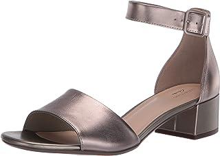 Clarks 女式 Elisa Dedra 高跟凉鞋