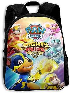 有趣的 P-AW P-atr-ol 学校学生背包女孩男孩学前书包儿童迷你旅行小背包 P-AW P-atr-ol3 均码