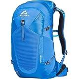 Gregory Mountain Products 男式 Inertia 25 升 Day 徒步背包 - 日远足、散步、旅行、 包括水壶、软垫可调节肩带、快速取用口袋